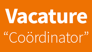 Vacature Coördinator m/v