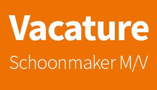 Vacature schoonmaker